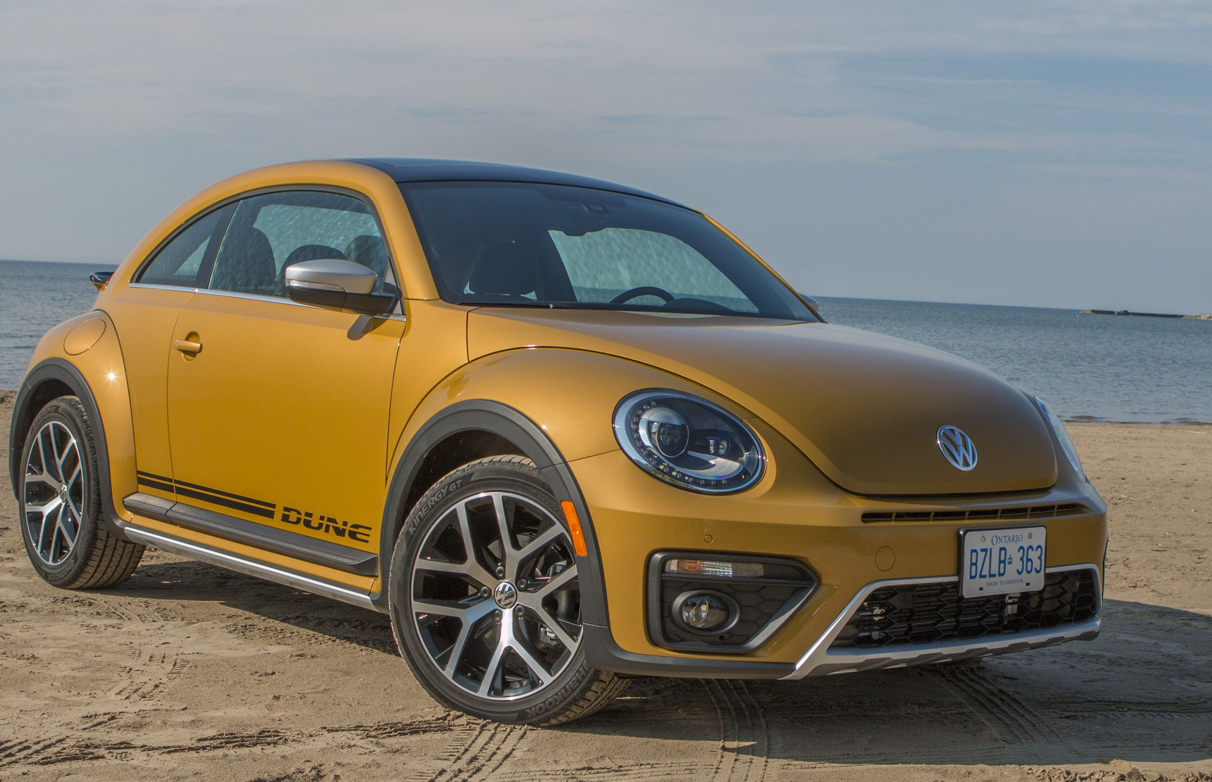 Pictures 2022 Vw Beetle Dune