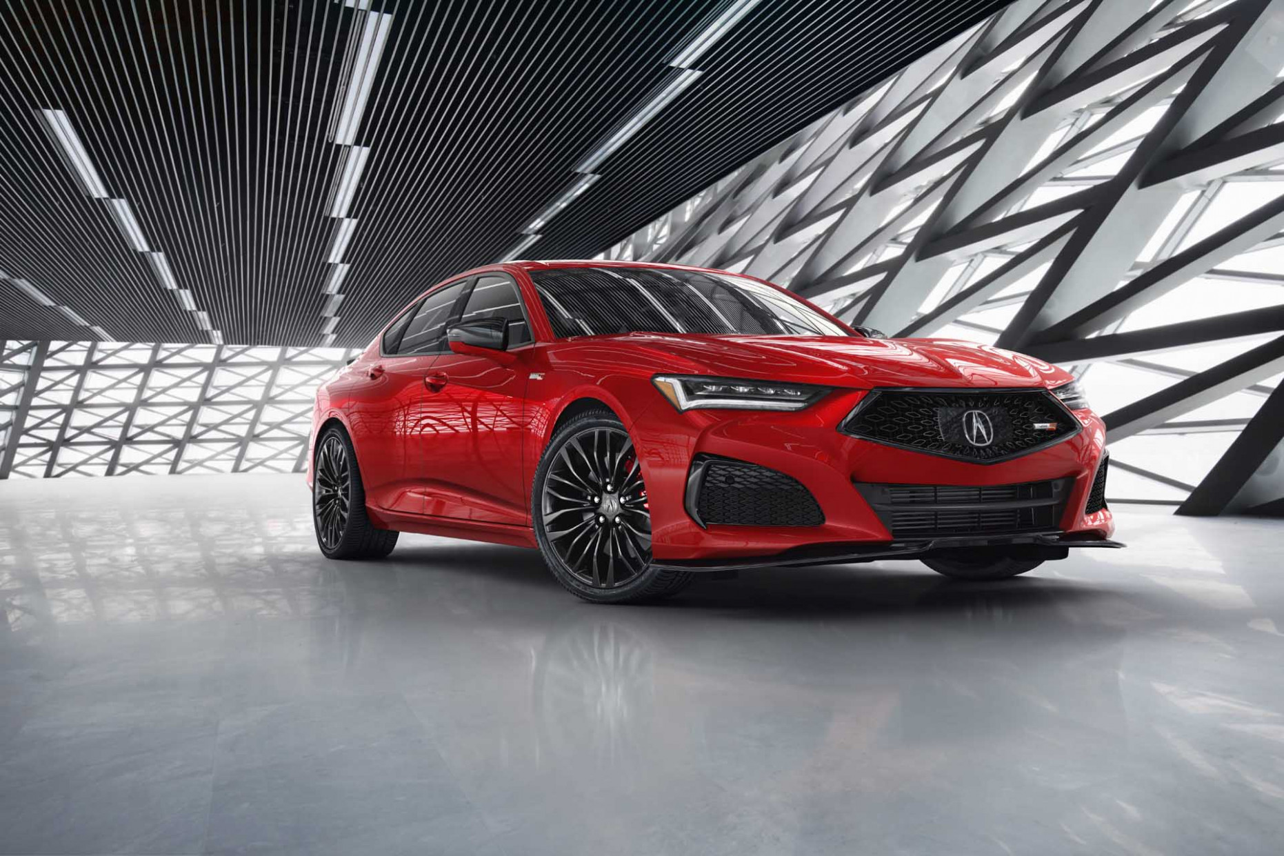 Performance and New Engine Acura Tlx Type S 2022
