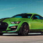 History Ford Mustang Hybrid 2022