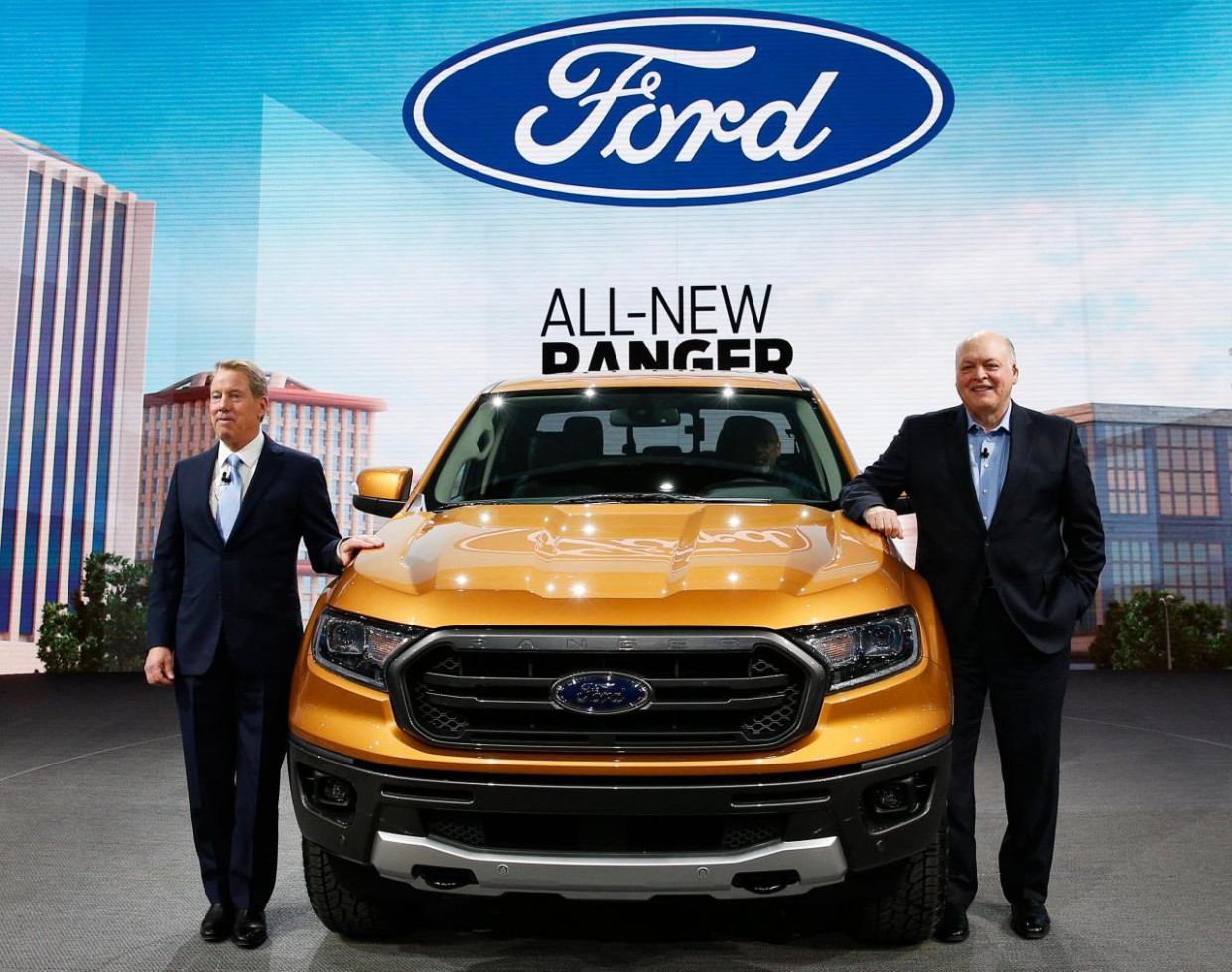 Overview Ford Plans For 2022