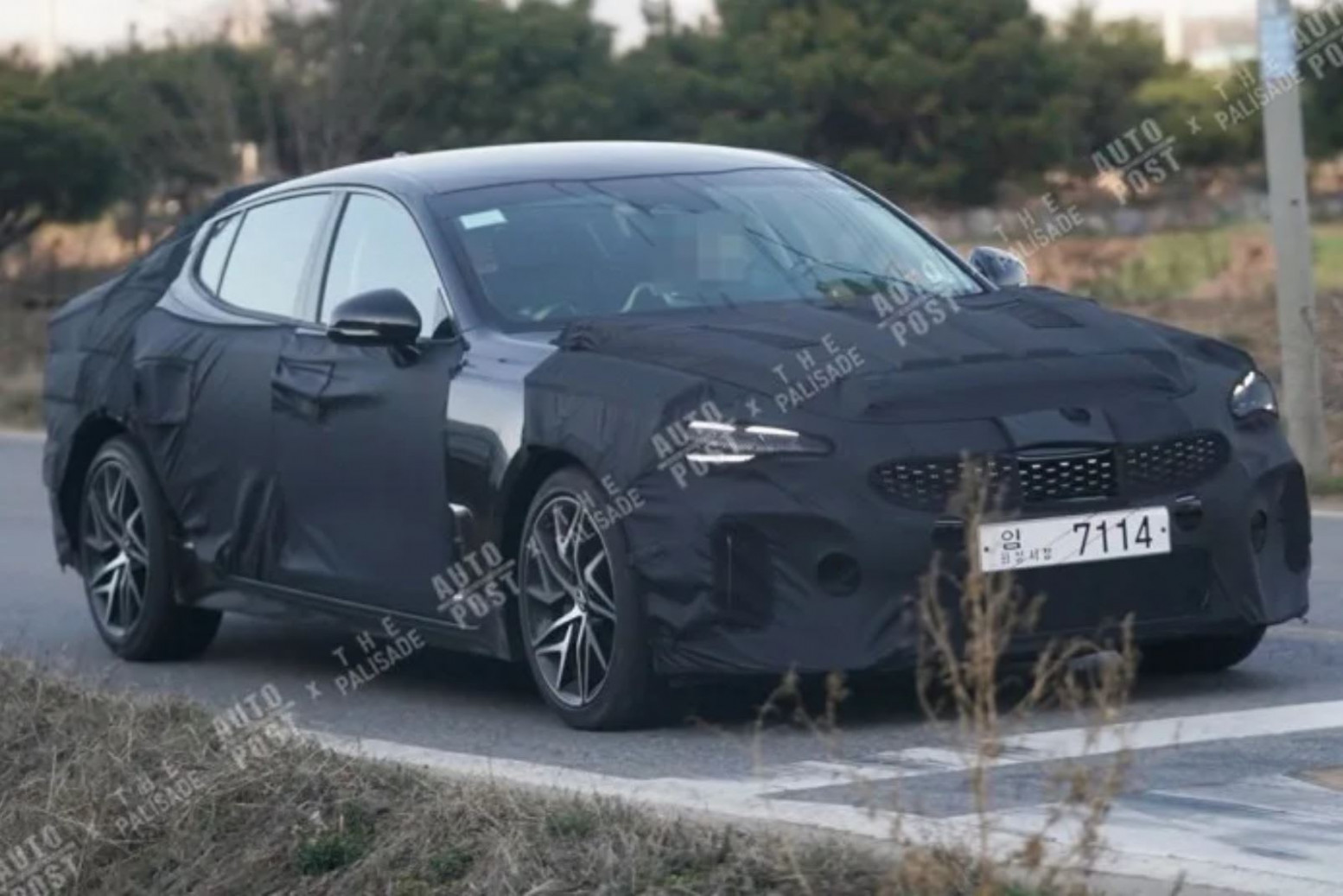 Exterior and Interior Kia Stinger 2022 Update