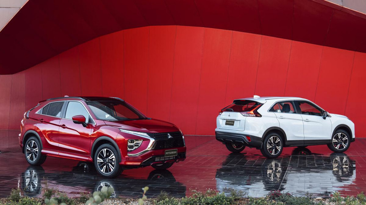 Redesign and Concept Mitsubishi Cars 2022