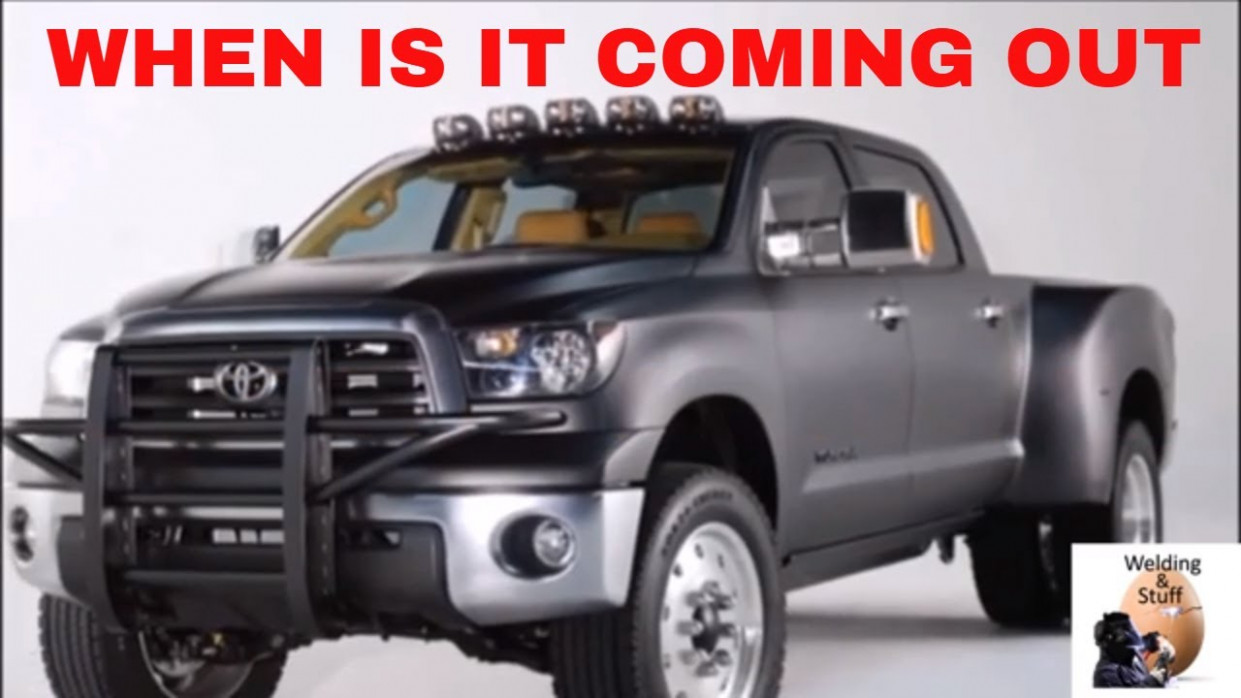 Review and Release date Toyota Dually 2022