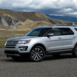 Exterior When Does The 2022 Ford Explorer Come Out