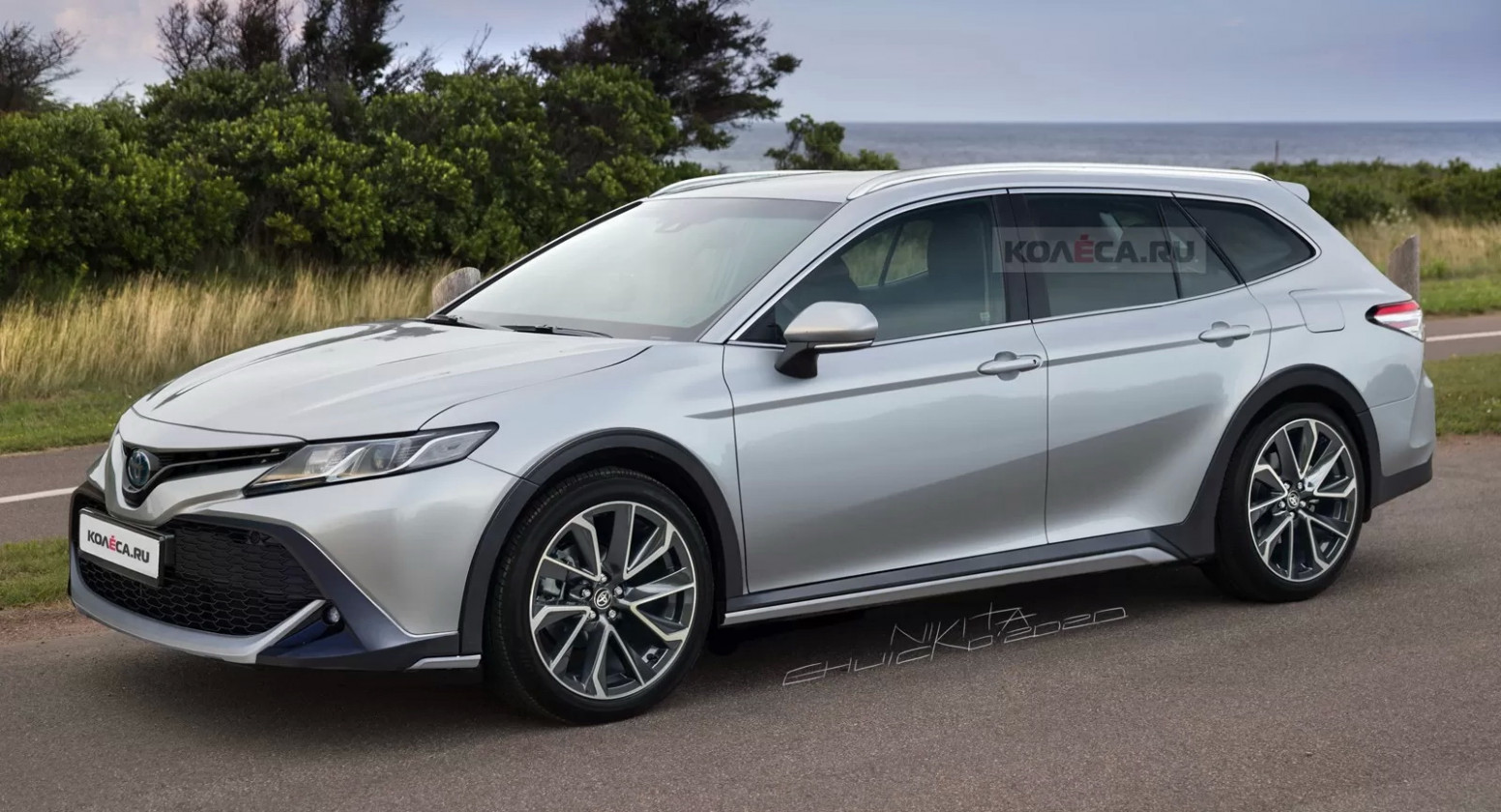 Redesign and Review 2022 All Toyota Camry