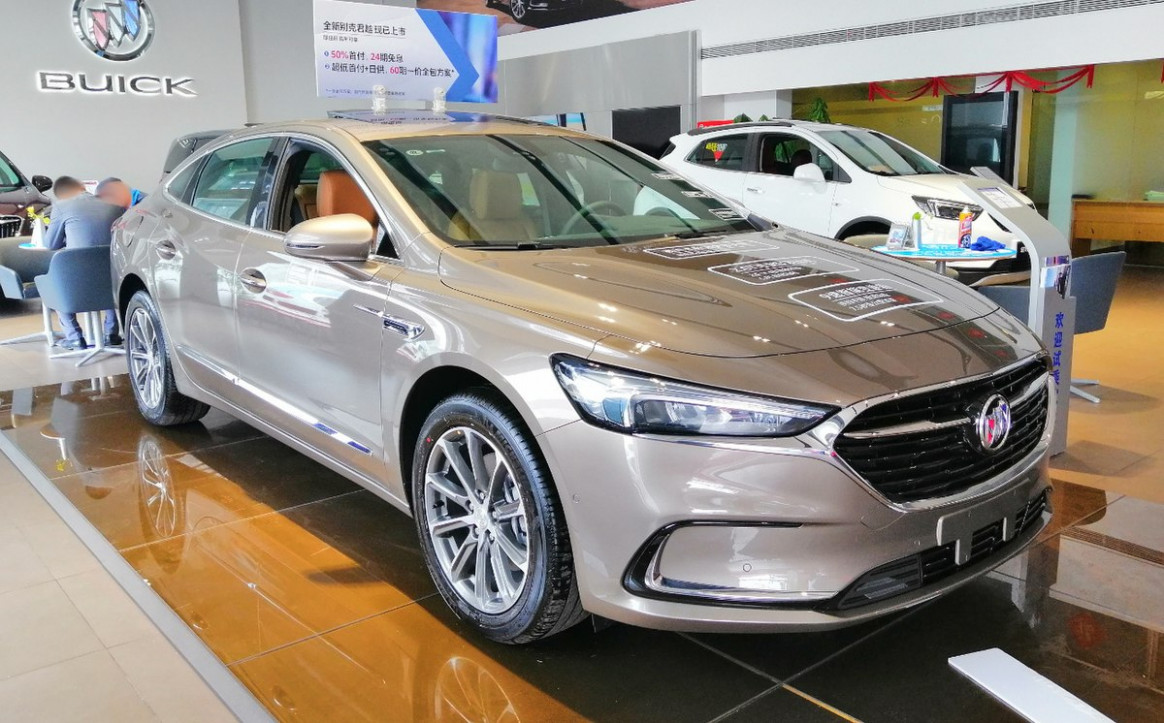 Prices 2022 Buick LaCrosses
