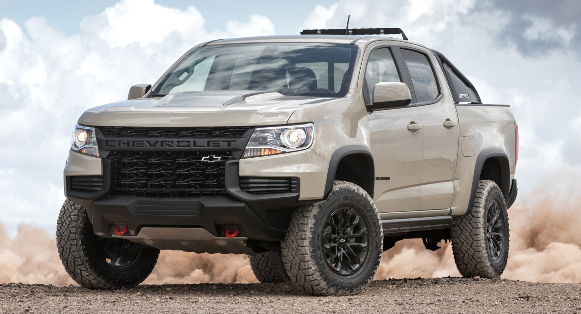 Spy Shoot 2022 Chevy Colorado Going Launched Soon