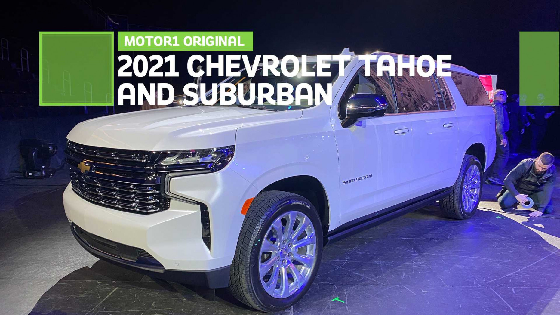History 2022 Chevy Tahoe