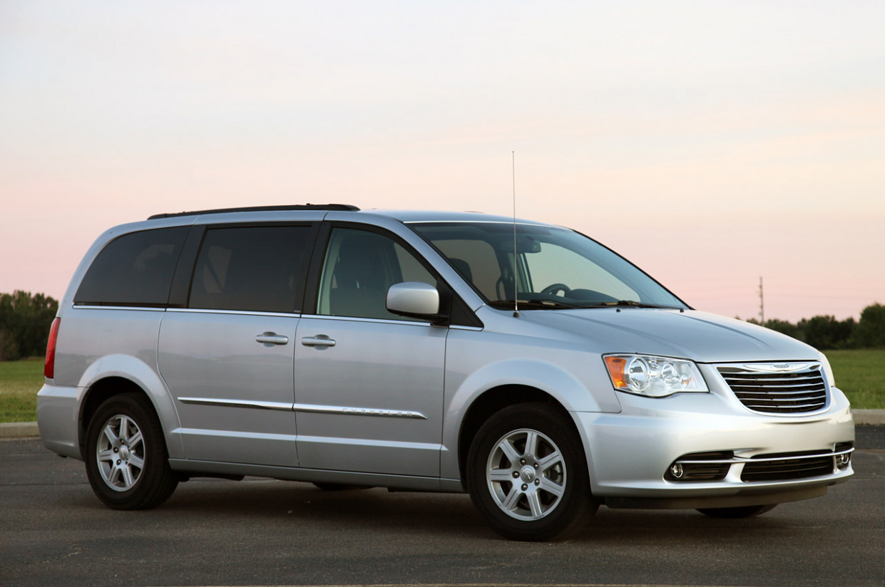 Review and Release date 2022 Chrysler Town Country