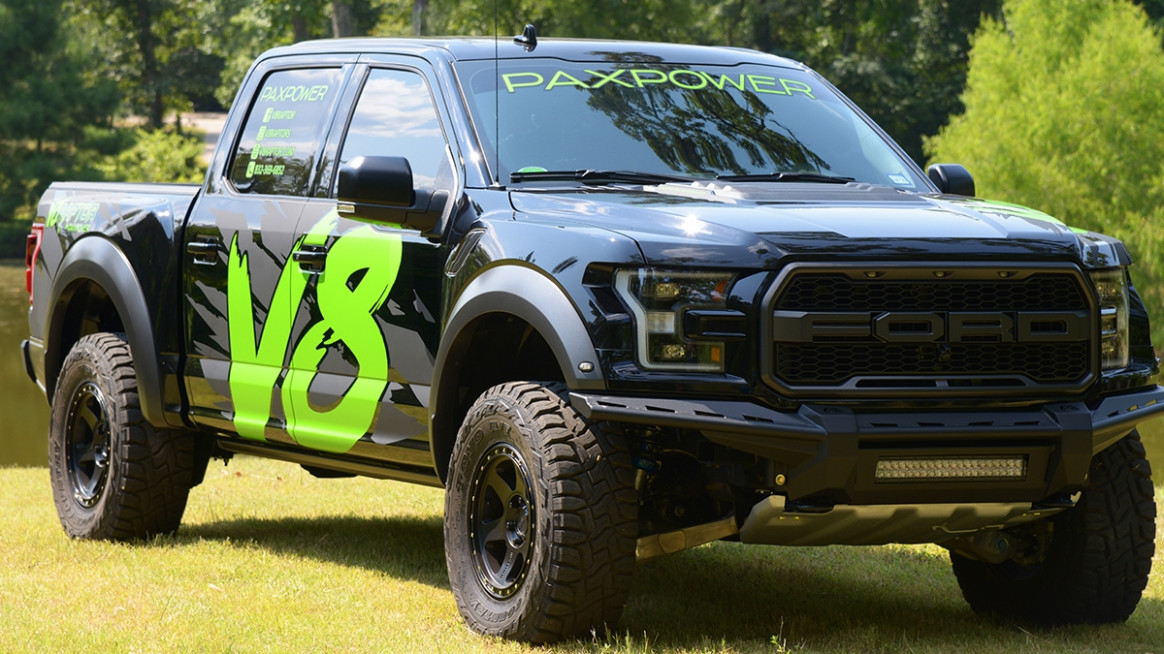 First Drive 2022 Ford F150 Svt Raptor