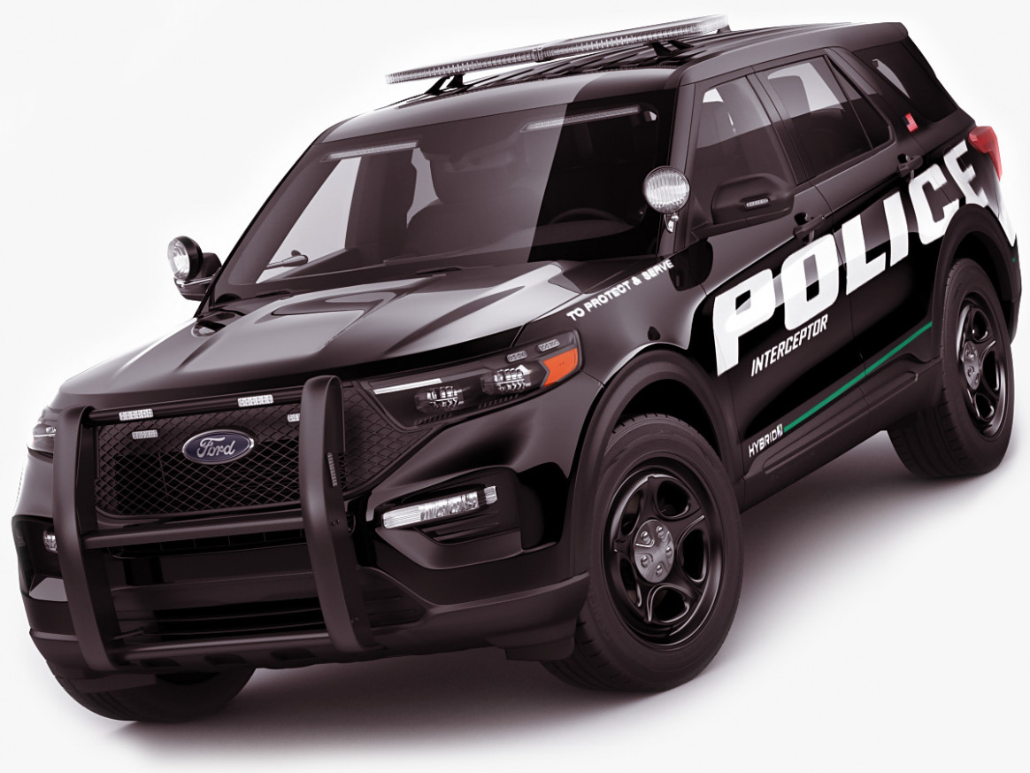 Pictures 2022 Ford Police Interceptor Utility Specs