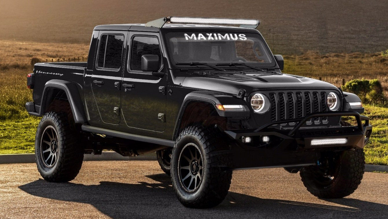 Photos 2022 Jeep Gladiator Build And Price