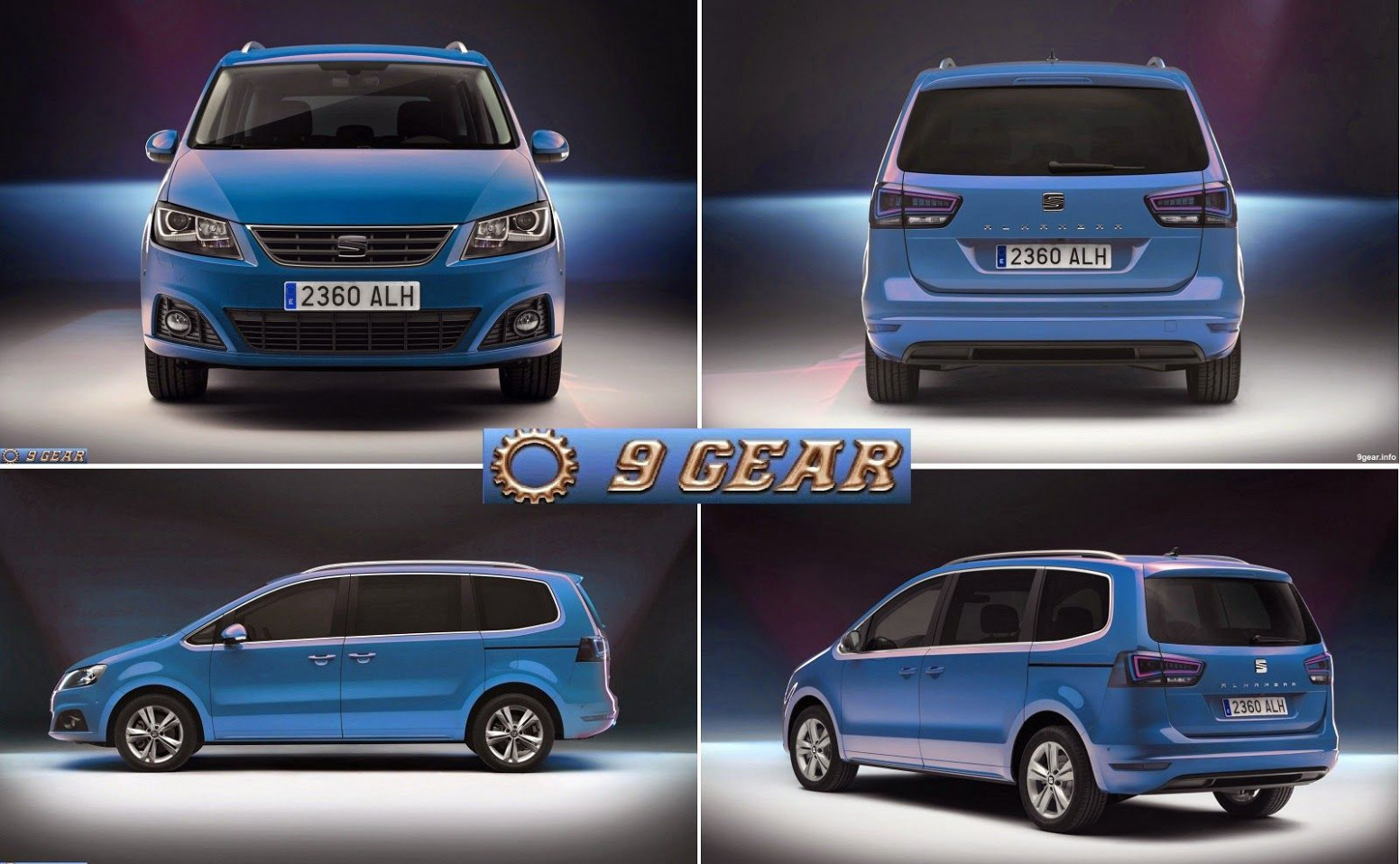 Price, Design and Review 2022 Seat Alhambra