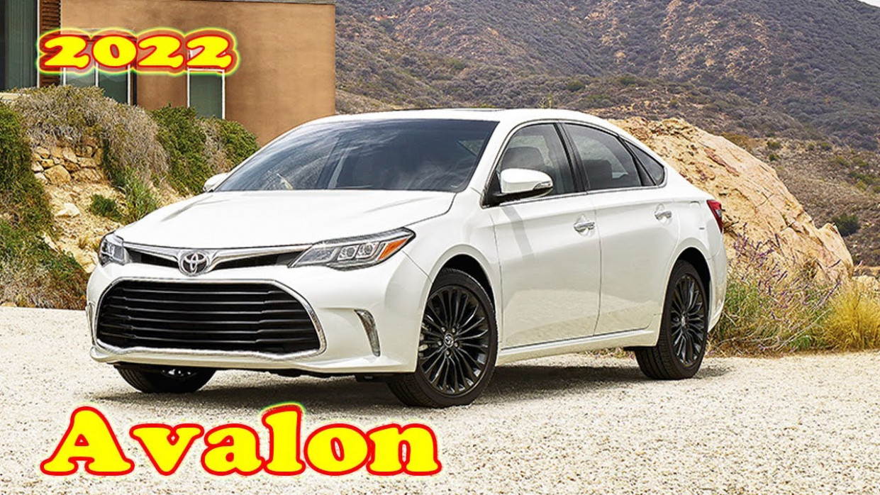 Price and Review 2022 Toyota Avalon Hybrid