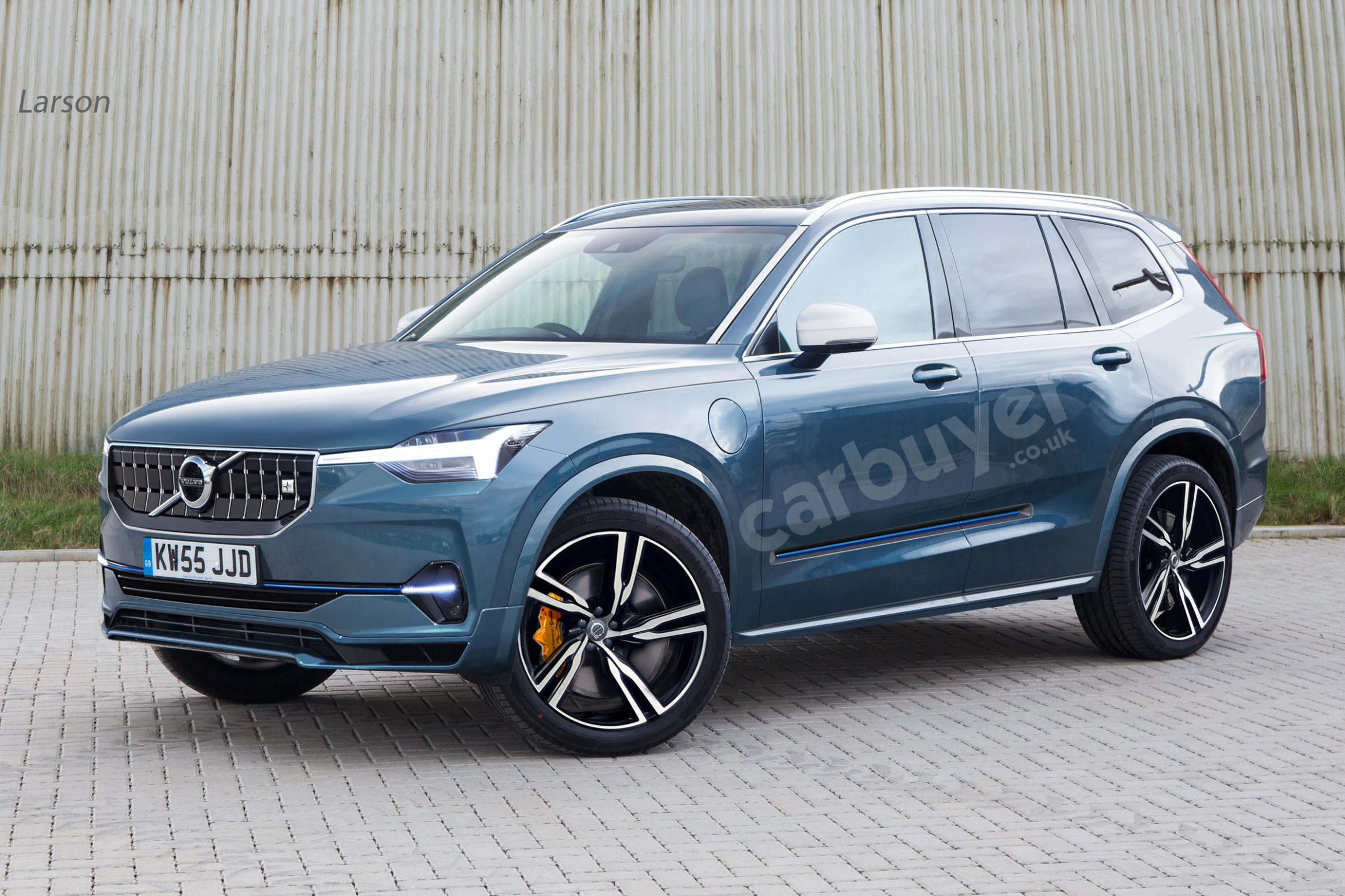 Review 2022 Volvo V90