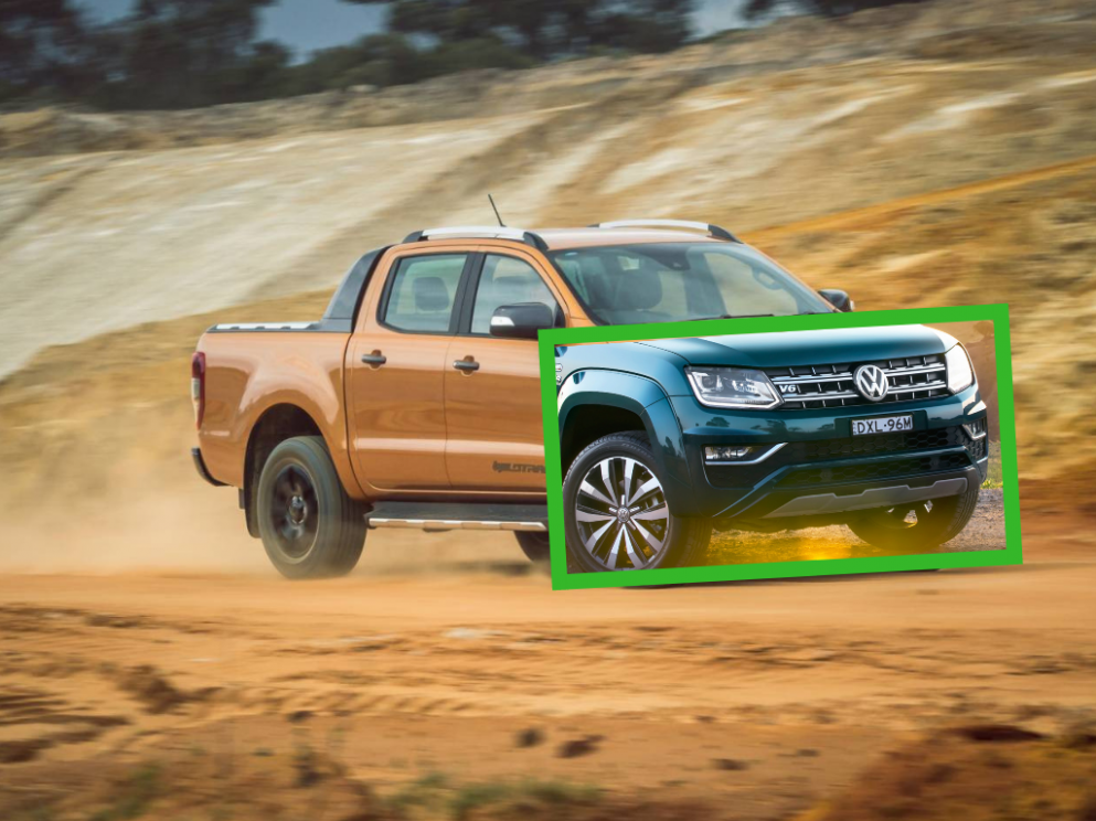 Release Date and Concept 2022 VW Amarok