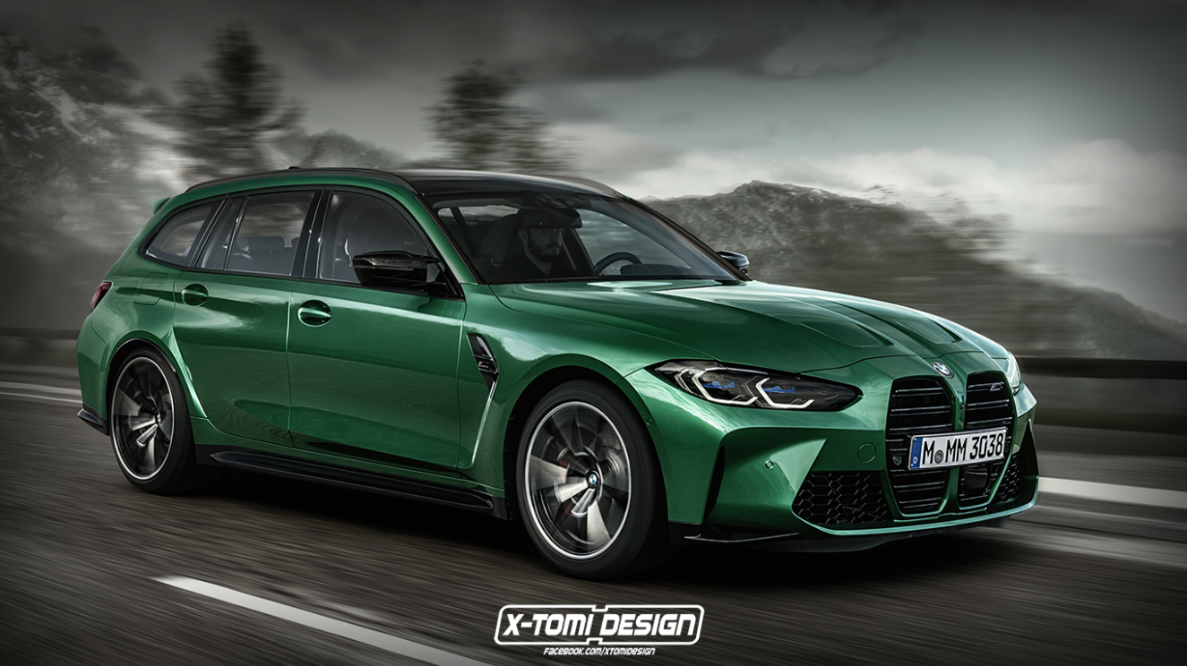 Price, Design and Review BMW M3 2022
