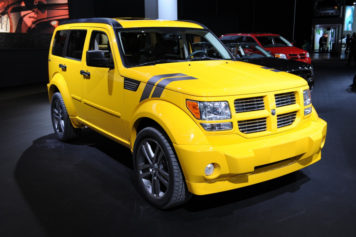 Concept and Review Dodge Nitro 2022