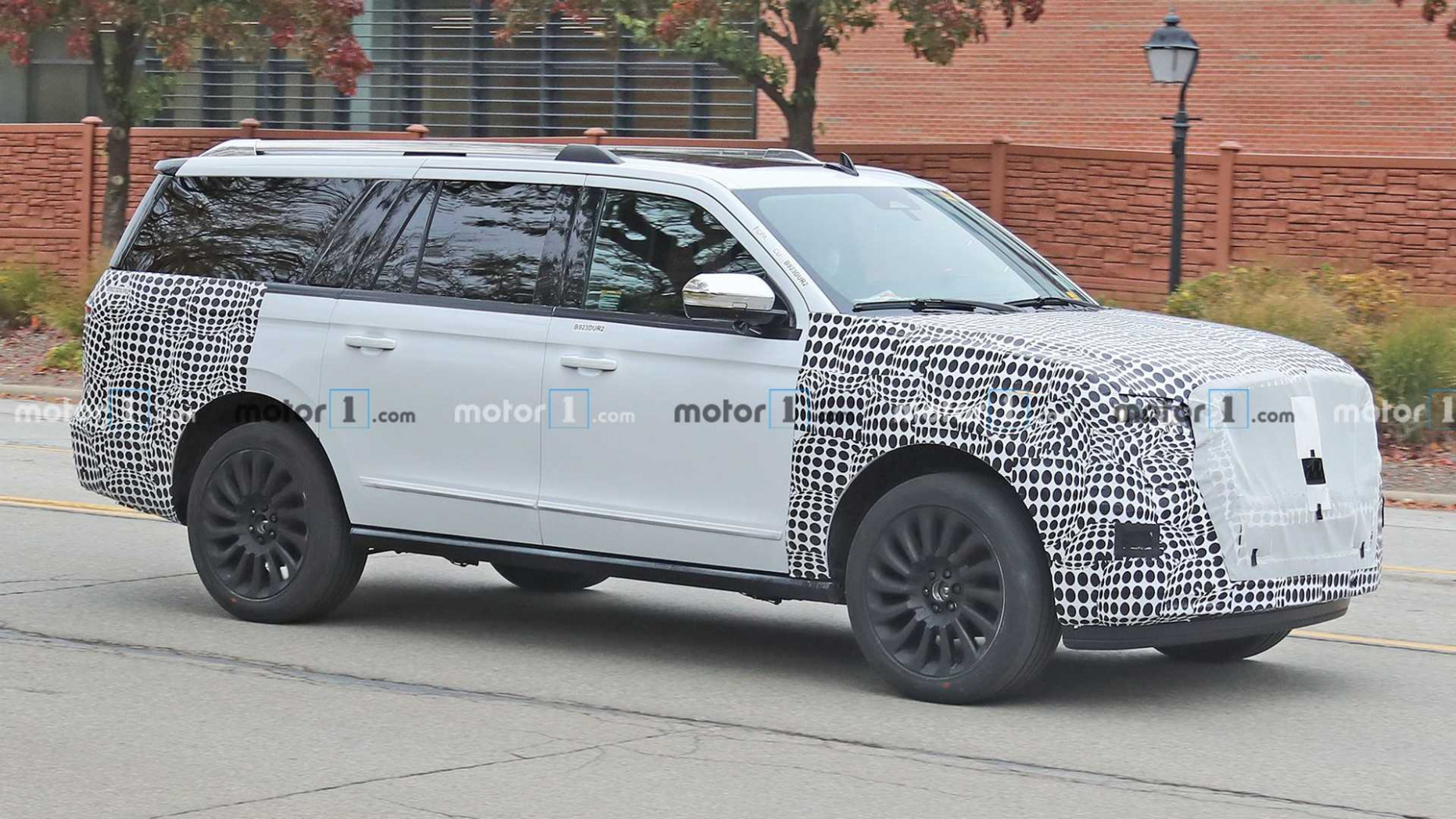 Exterior Ford Lincoln Navigator 2022