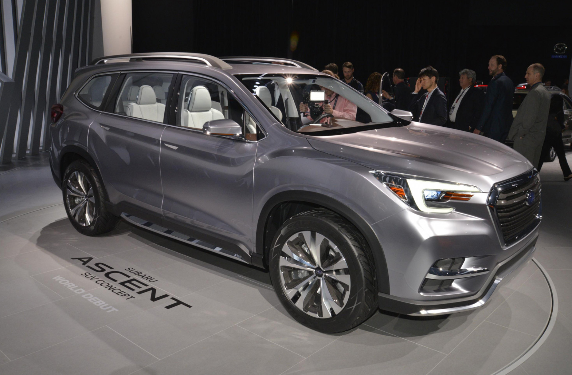 Redesign and Concept Subaru Ascent 2022