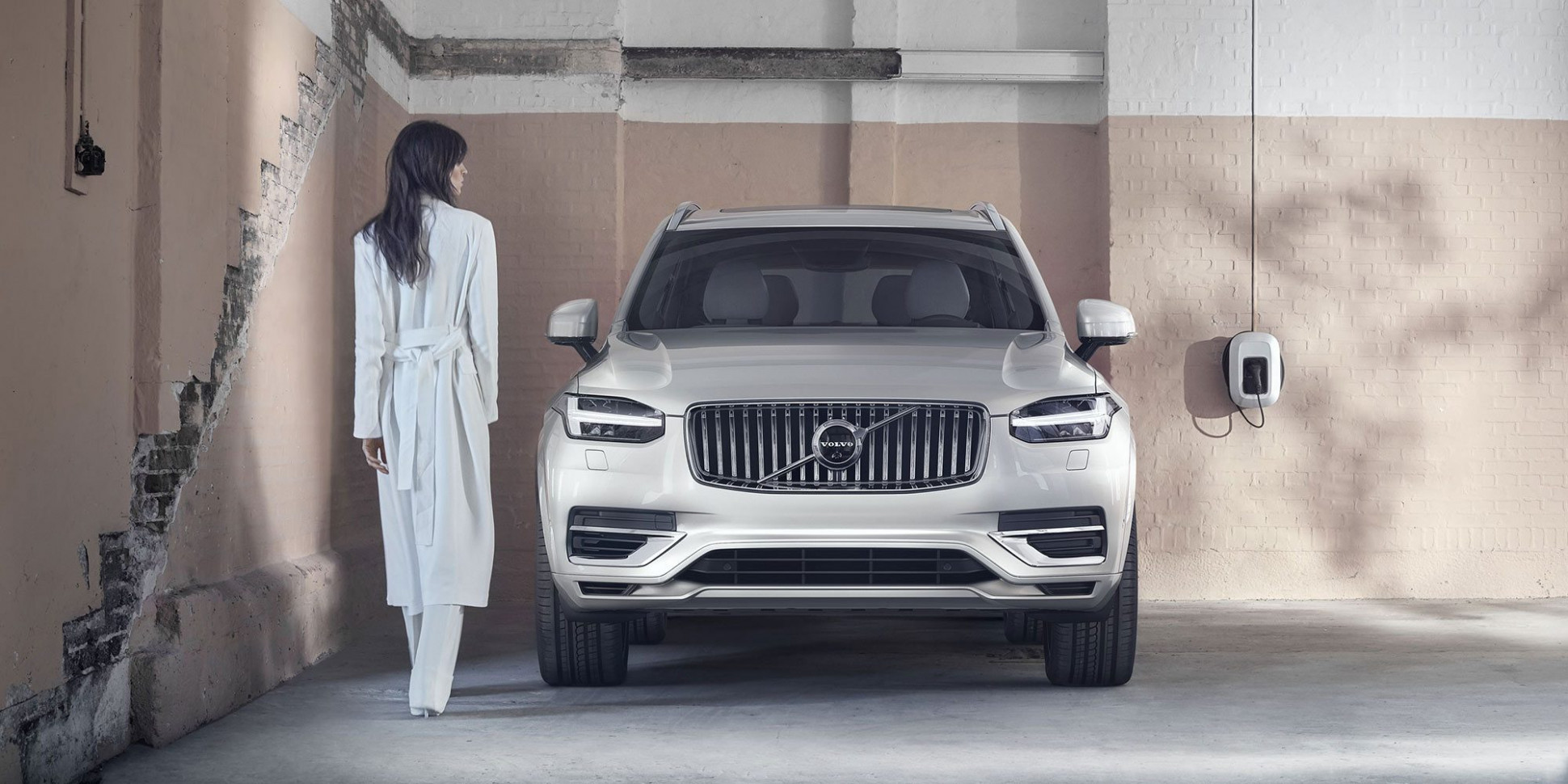 Redesign and Concept Volvo Ev 2022