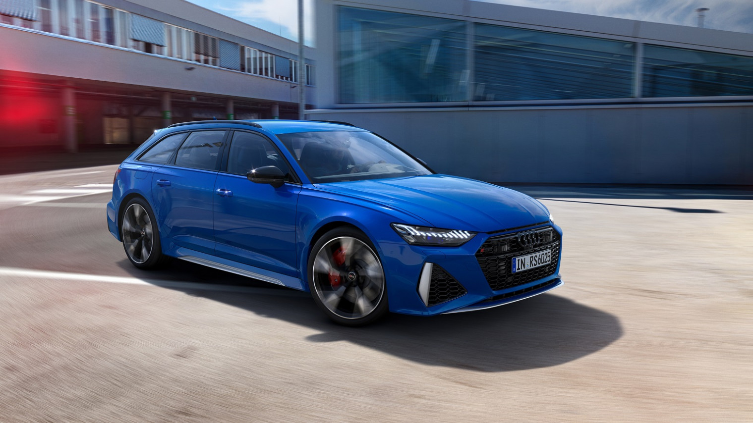 Engine 2022 Audi Rs6 Wagon