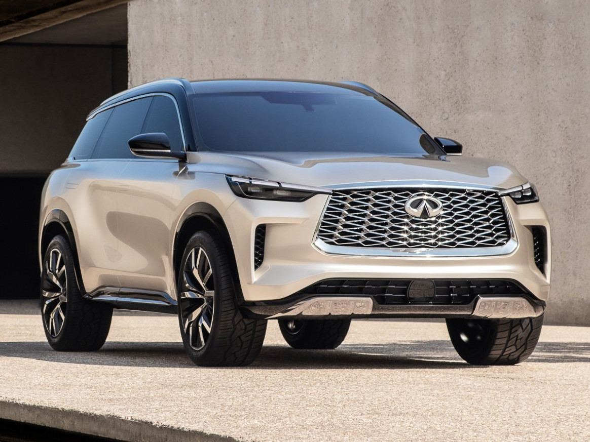 Redesign and Concept 2022 Infiniti Qx60