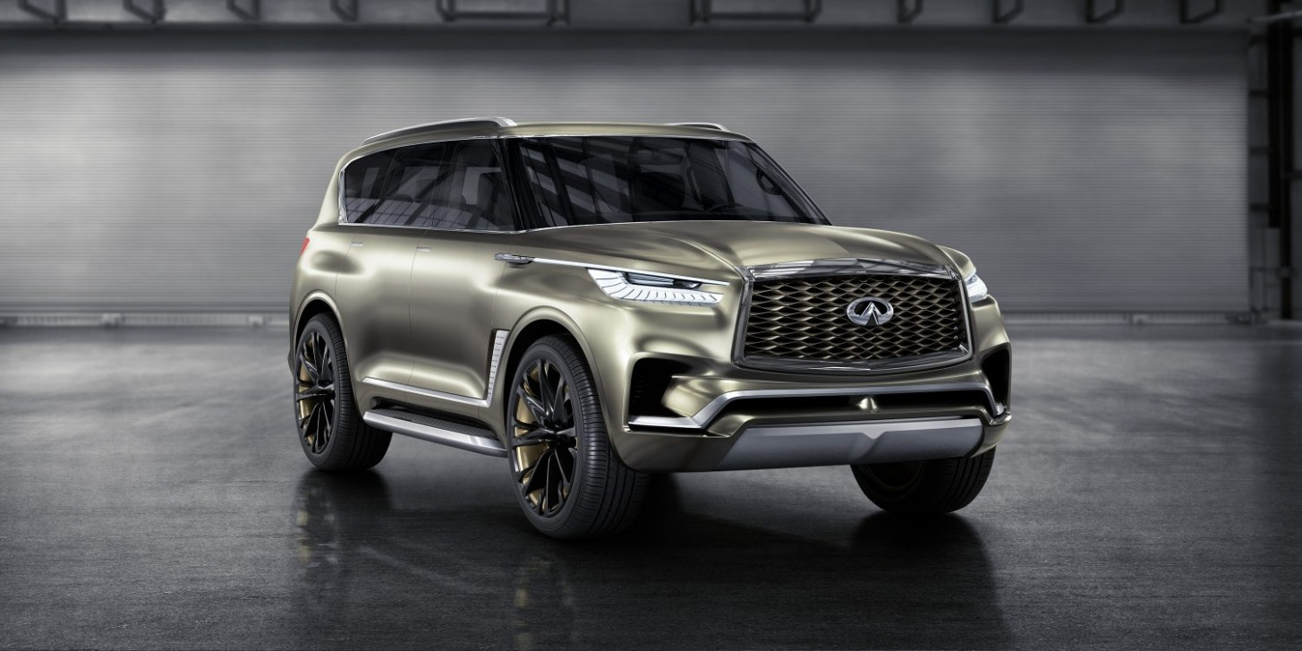 Wallpaper 2022 Infiniti Qx80 Msrp