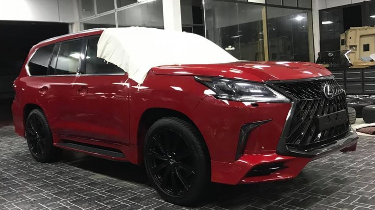 Specs and Review 2022 Lexus LX 570