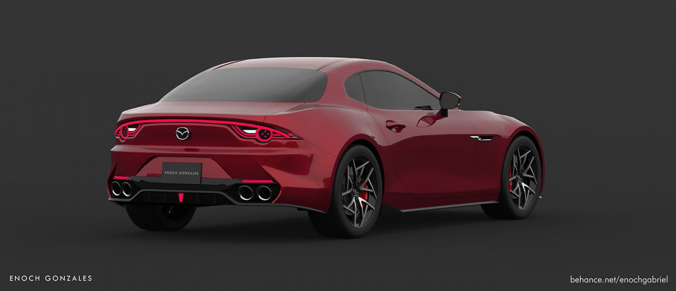 Concept and Review 2022 Mazda RX7