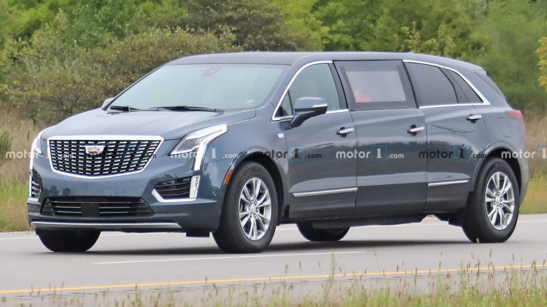 Price and Release date 2022 Spy Shots Cadillac Xt5