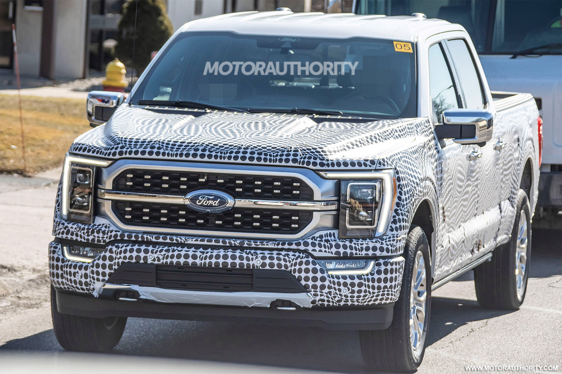 Performance 2022 Spy Shots Ford F350 Diesel