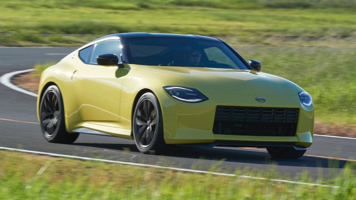Review 2022 The Nissan Z35 Review