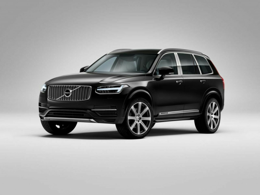 First Drive 2022 Volvo Xc90 Redesign