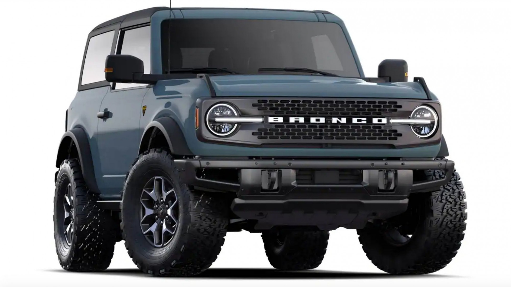 Specs Build Your Own 2022 Ford Bronco