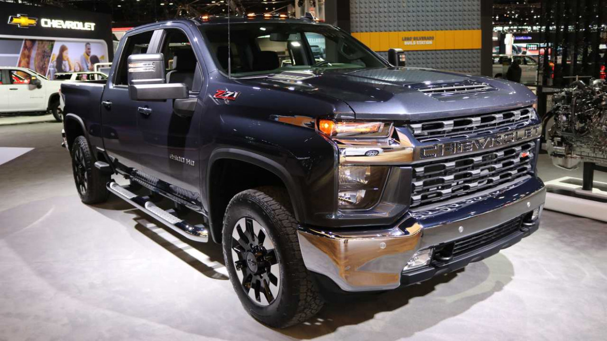 Redesign and Review Chevrolet Hd 2022
