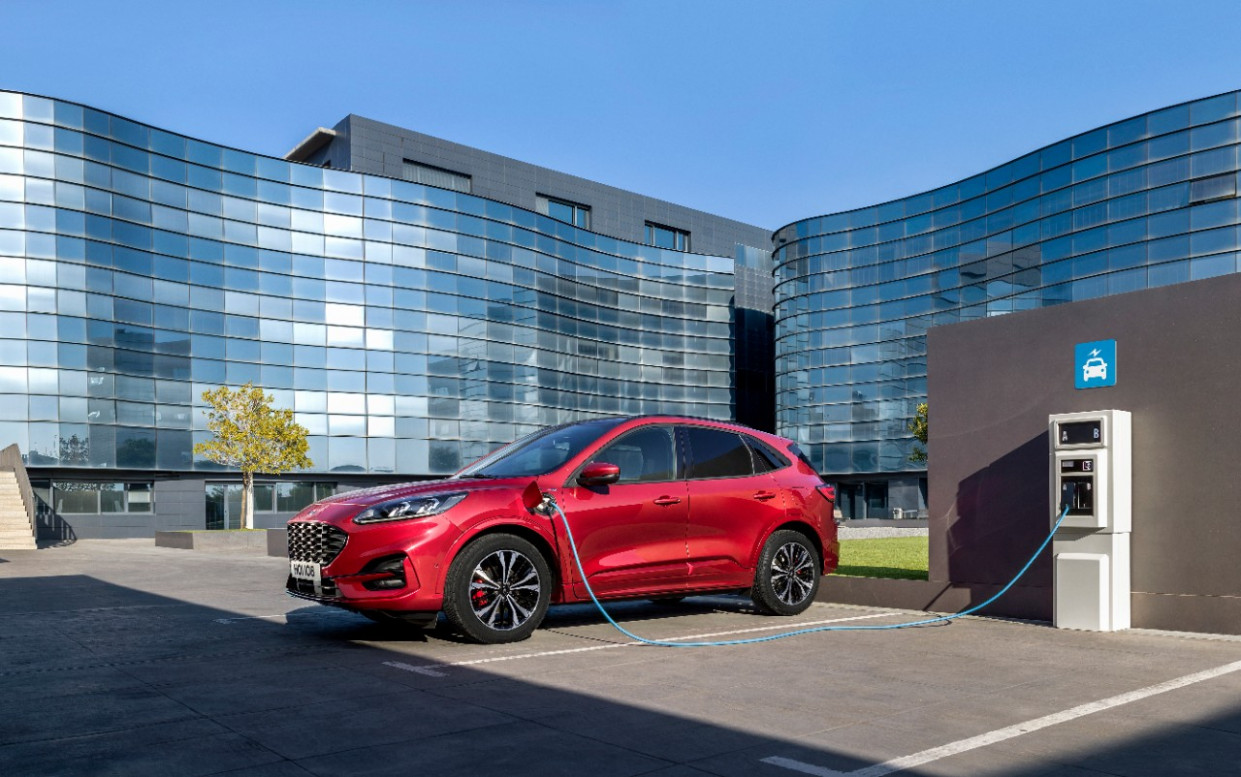 Configurations Ford New Kuga 2022