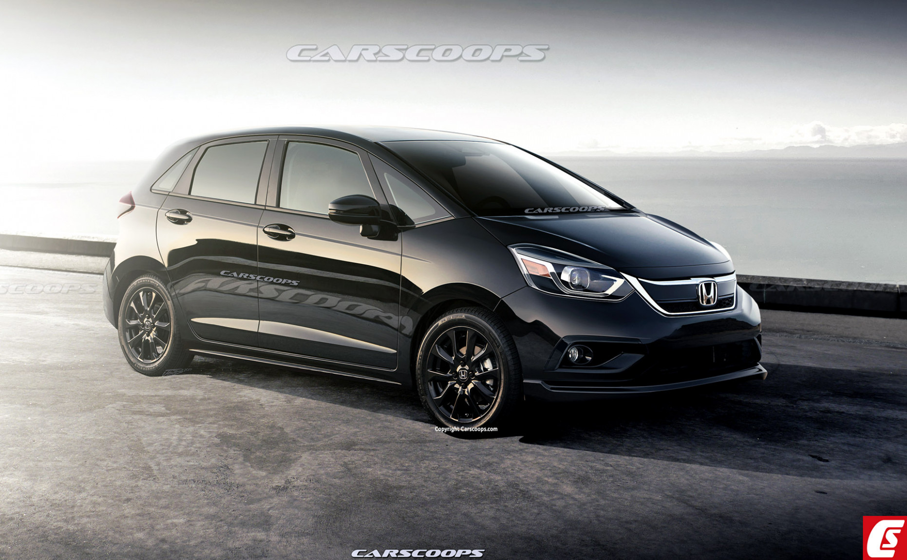 Redesign and Review Honda Fit Redesign 2022