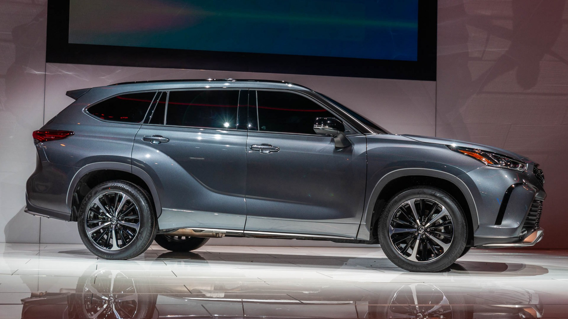 Concept and Review Toyota Highlander 2022