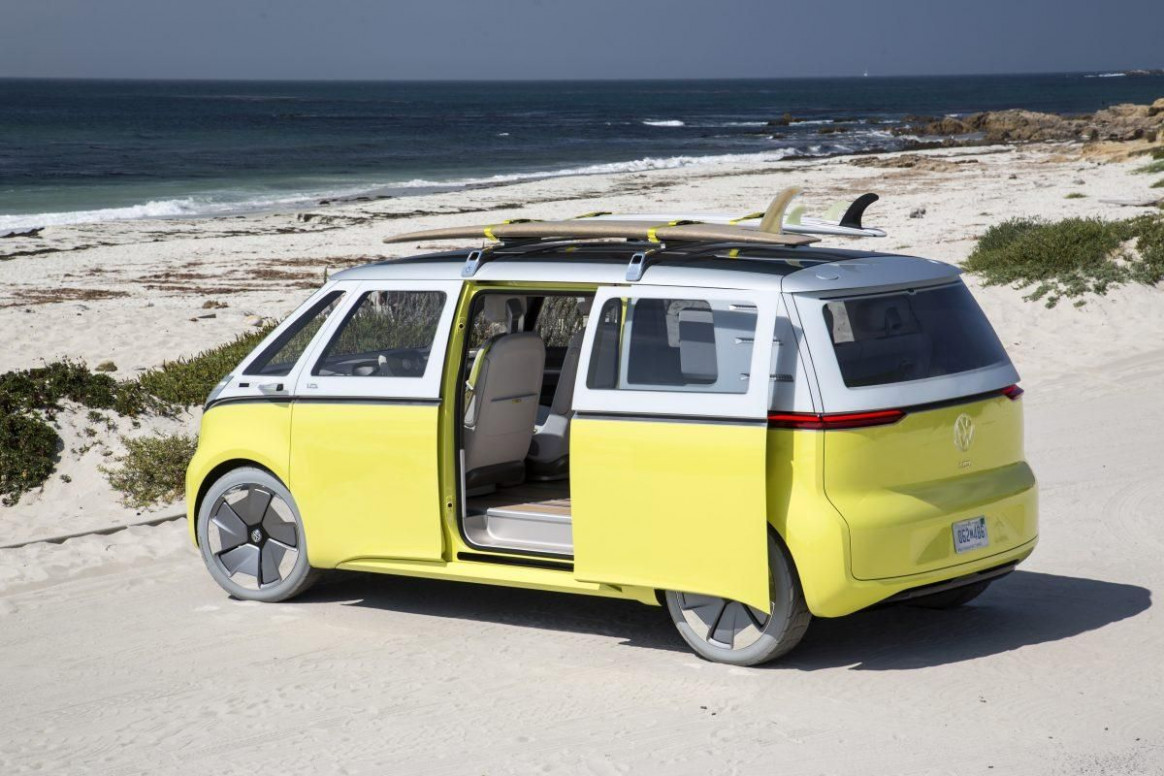 Spy Shoot Volkswagen California 2022