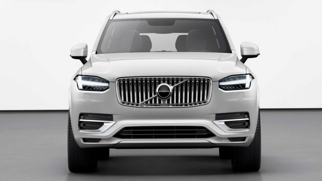 Review Volvo Xc90 2022 Youtube