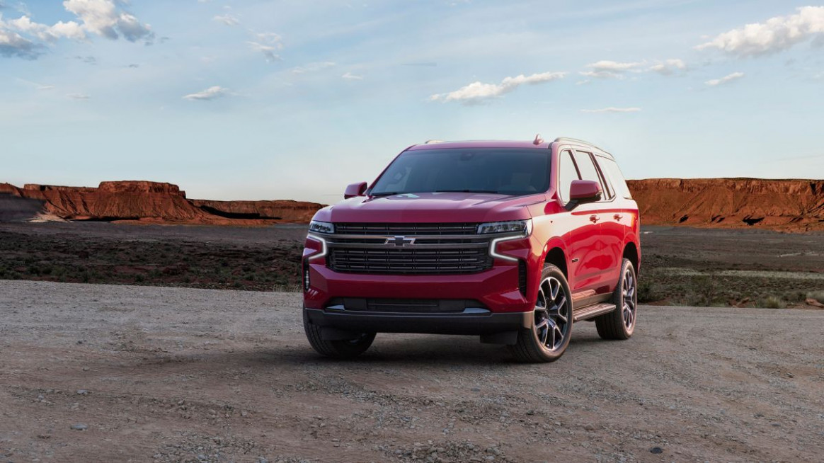 First Drive When Will The 2022 Chevrolet Suburban Be Released