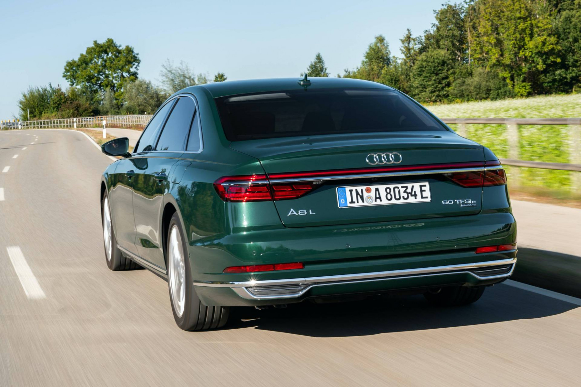 Specs and Review 2022 Audi A8 L In Usa