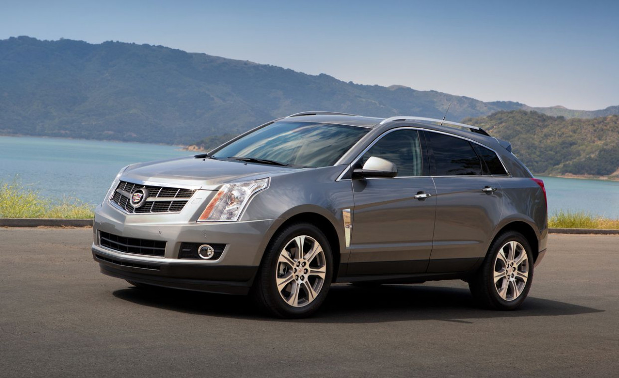 Release Date 2022 Cadillac SRX