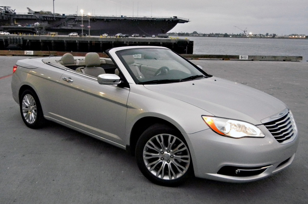 Redesign and Concept 2022 Chrysler 200 Convertible