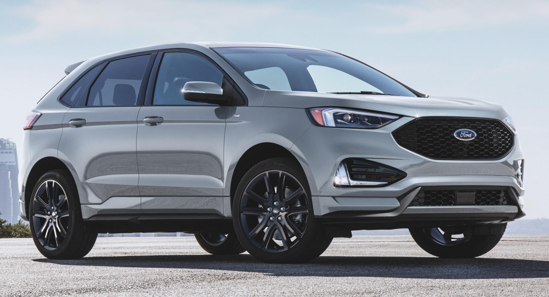 Price and Review 2022 Ford Edge Sport