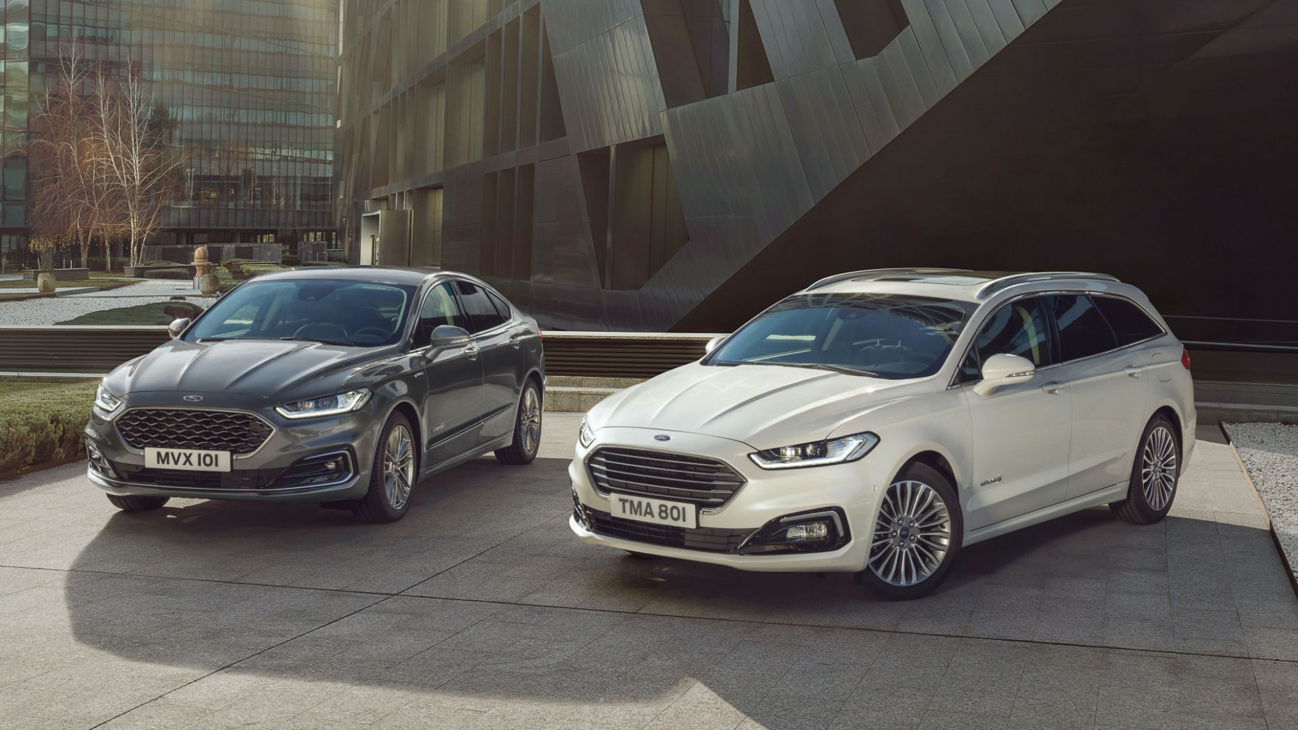 First Drive 2022 Ford Mondeo Vignale
