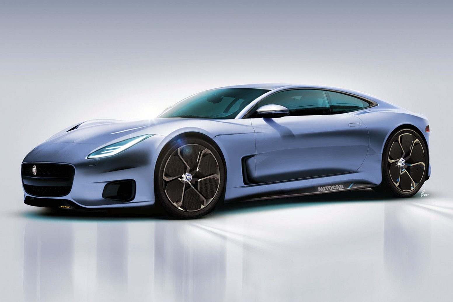 Redesign and Concept 2022 Jaguar XF
