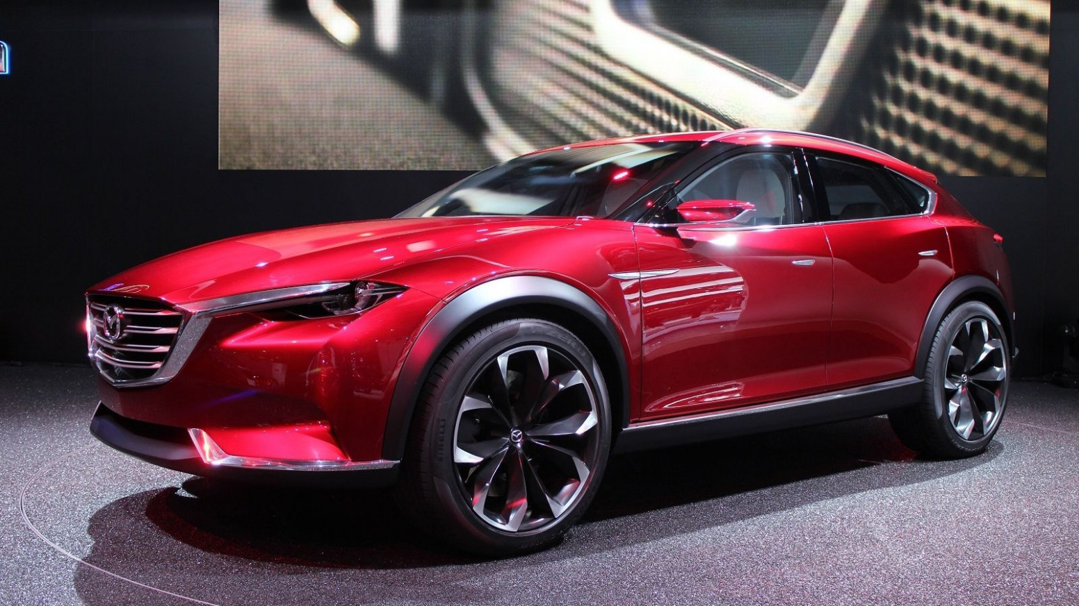 Concept and Review 2022 Mazda CX-9