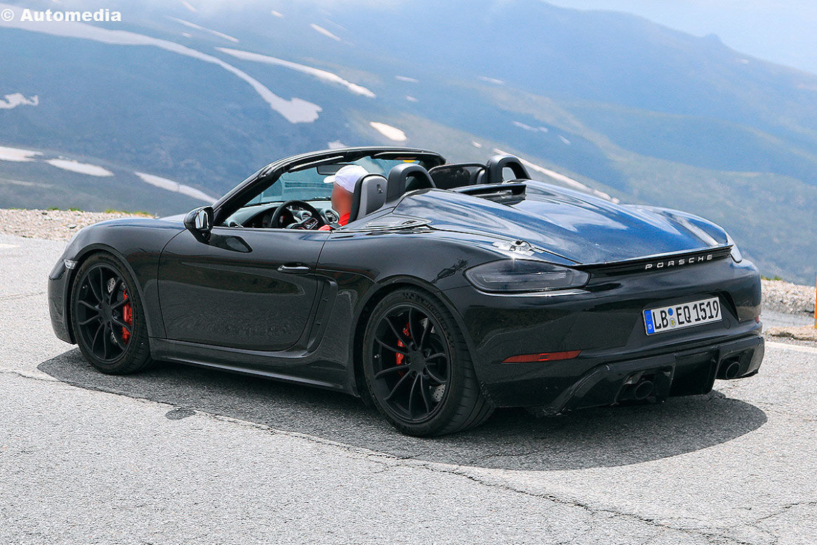 Ratings 2022 Porsche Boxster S